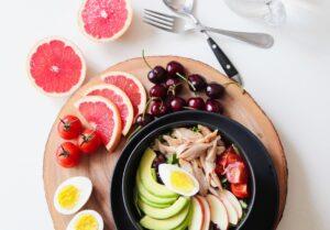 Comer de forma correcta durante el embarazo